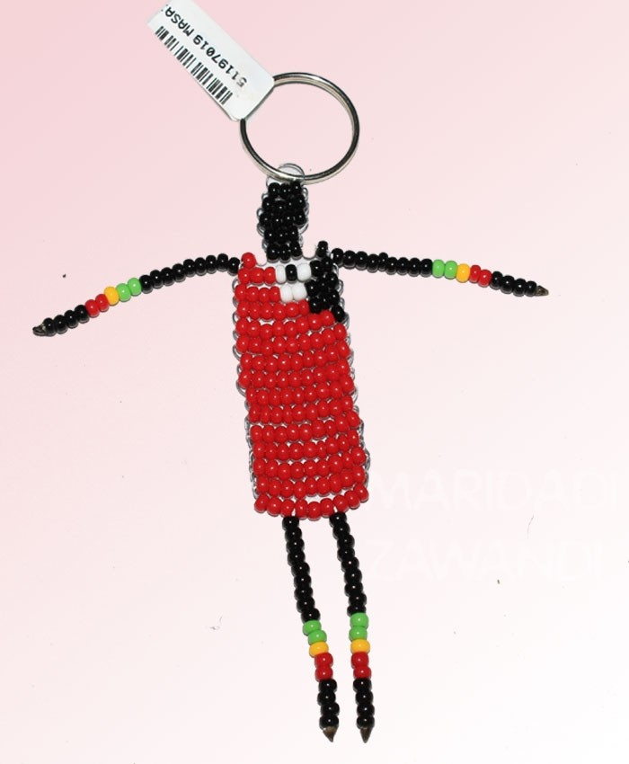 Human Figure Key Chain