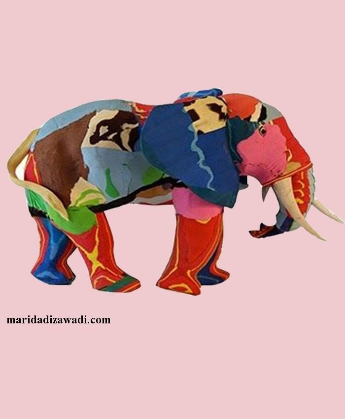 Flip Flop Elephant