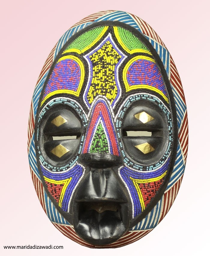 West African Traditional Mask