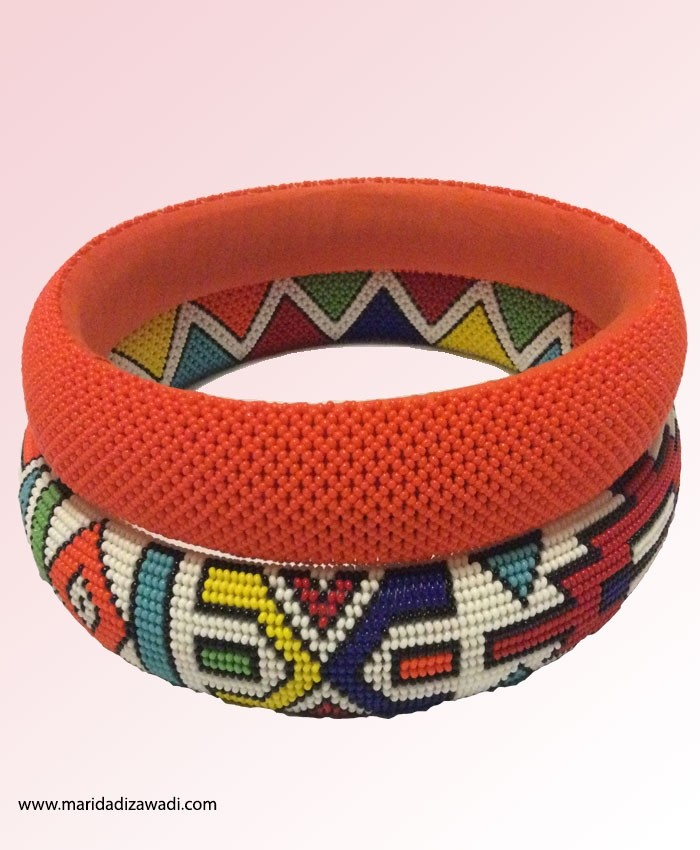 Maasai Bead Bangle