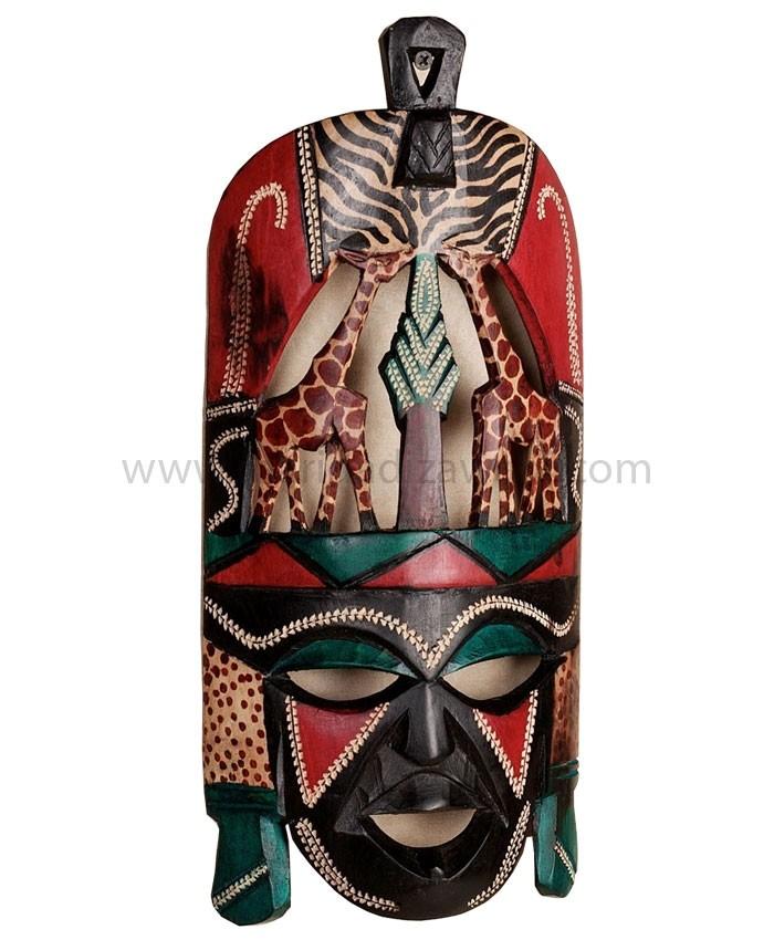 Mahogany Mask
