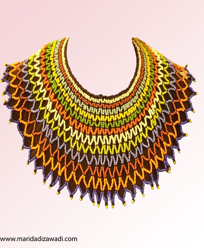 Maasai Bead Necklace